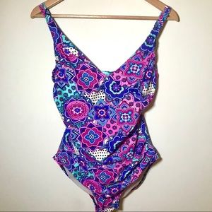 Love Your Assets Sara Blakey One Piece Swimsuit